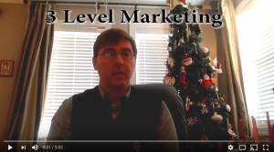 3 Tier Marketing Plan...a plan that works in 5 minutes (Video)